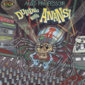 Mad Professor - Dubbing With Anansi (Ariwa) LP
